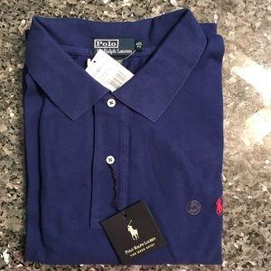 NWT!! Ralph Lauren Polo 4X Club Royal Blue
